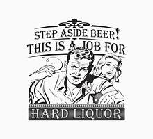 Step Aside Beer Men's Baseball ¾ T-Shirt