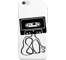 K7 (black) iPhone Case/Skin