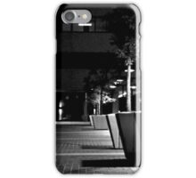 You Never Know Who Might Be Lurking in the Shadows iPhone Case/Skin