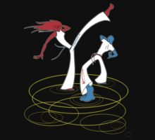 Jogo de Capoeira by Leif Prime
