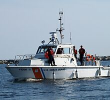 Always Ready....The U.S. Coast Guard by BarbL
