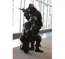 Special Ops Photographic Print