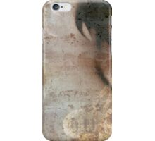 Breast Cancer Fear iPhone Case/Skin