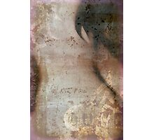 Breast Cancer Fear Photographic Print