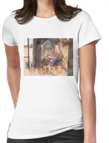 The Imperator Womens Fitted T-Shirt