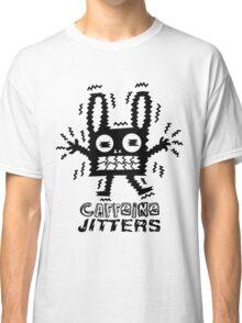 caffeine jitters - bunny Classic T-Shirt