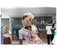 Silent Hill Nurse Poster