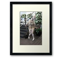 Silent but Deadly Hill Framed Print