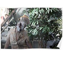 Silent Hill Nurse Awaiting Her Prey Poster