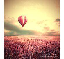 Letting Go Photographic Print