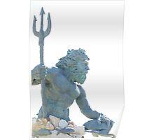 king neptune statue Poster