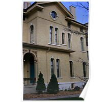 Charles Durkee Mansion Poster