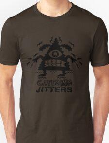 caffeine jitters - pointy T-Shirt