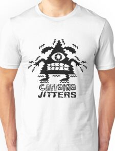 caffeine jitters - pointy T-Shirt