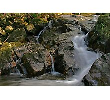 Donegal stream  Photographic Print