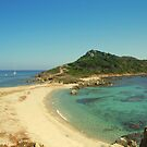 Cape Taillat, Gulf of Saint Tropez, FRANCE by Bruno Beach