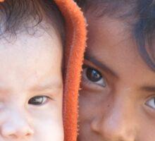 Little babysitter - jovencita canguro  Sticker