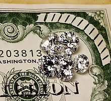 Worth a Million Diamonds by doorfrontphotos