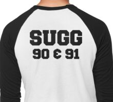 SUGG Men's Baseball ¾ T-Shirt