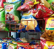 Ever Wonder Why There's So Much Air in Your Potato Chip Bag? by Angie Spicer
