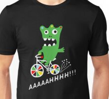 Critter Bike - dark Unisex T-Shirt