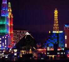 Little Las Vegas by Dirk Pagel