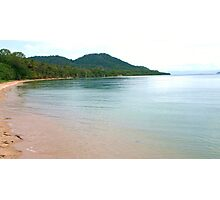 Dunk Island Glass,  Photographic Print