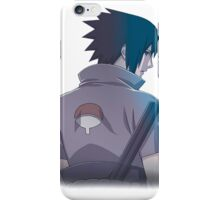 Sasuke Uchiha iPhone Case/Skin