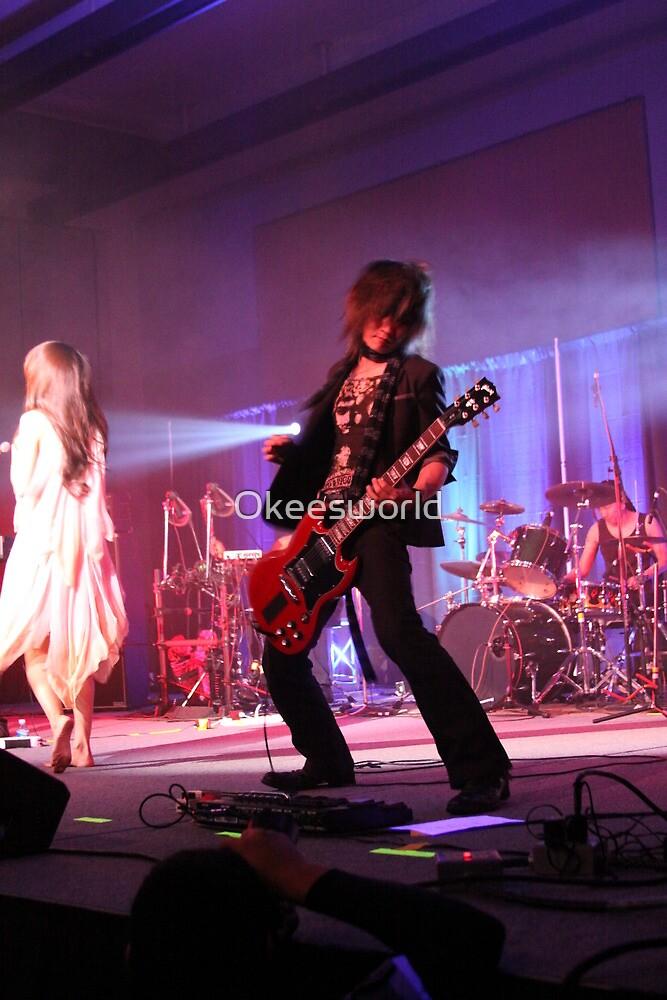 Echostream in Concert at Nekocon, Tomo by Okeesworld