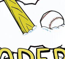 Modern Baseball - Cloud Sticker