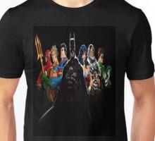 DC COMICS HEROES Unisex T-Shirt