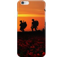 The Battle iPhone Case/Skin