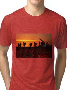 The Battle Tri-blend T-Shirt