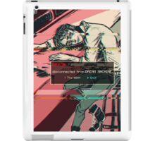 DREAM MACHINE II iPad Case/Skin