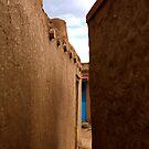 Taos New Mexico Pueblo Zen by doorfrontphotos
