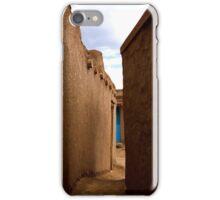 Taos New Mexico Pueblo Zen iPhone Case/Skin