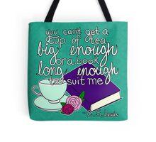 A Cup Of Tea Tote Bag