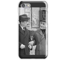 Totò e Peppino iPhone Case/Skin