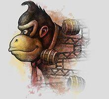 Mr. Kong by salihgonenli