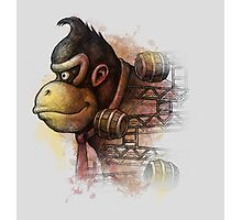 Mr. Kong Photographic Print