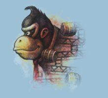 Mr. Kong One Piece - Short Sleeve