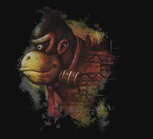Mr. Kong Kids Tee