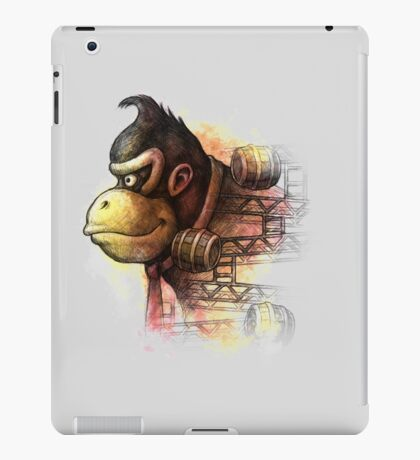 Mr. Kong iPad Case/Skin