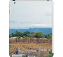 a colourful Guyana landscape iPad Case/Skin