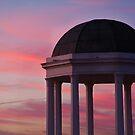 Stawell Lookout Pavilion,Dusk by Joe Mortelliti