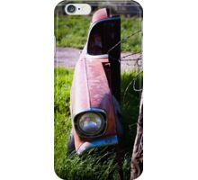 Car Yard Art iPhone Case/Skin