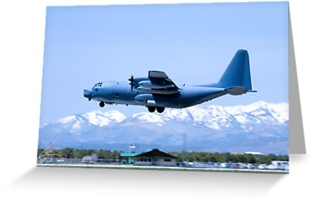 Durango Airplane Touch-and-Go by doorfrontphotos
