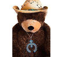 Southwest Bear Photographic Print