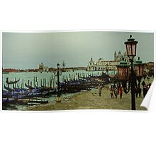 Grand Canal - Venezia Poster
