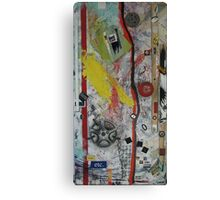 Large Untitled (Yep!) Canvas Print